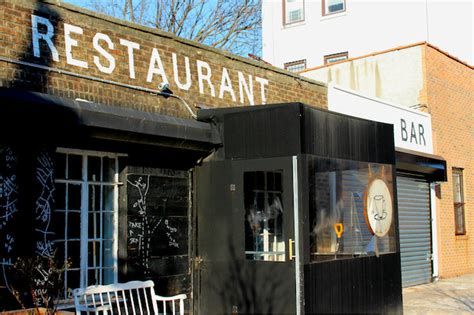 bed stuy restaurants saraghina s restaurant expands with new bar in bed stuy