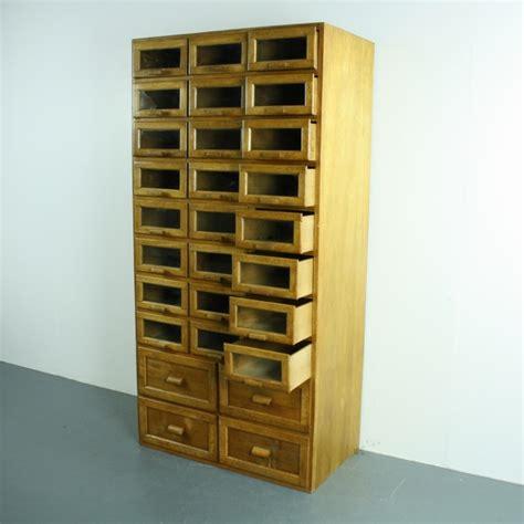 Haberdashery Drawers by Vintage Midcentury 28 Drawer Haberdashery Cabinet Lovely
