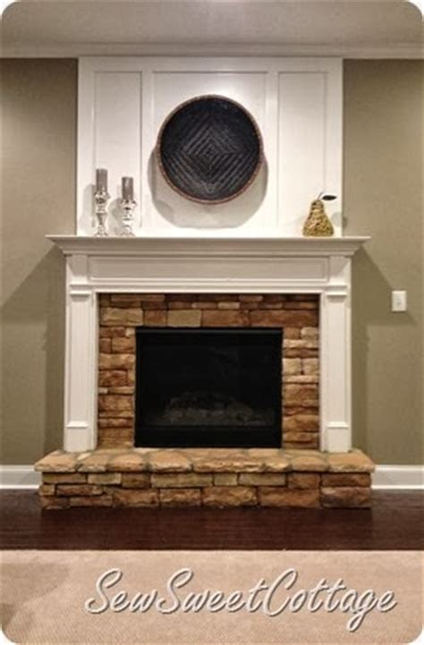 Fireplace Transformation by Diy Board And Batten Fireplace Remodel 65 Dollars