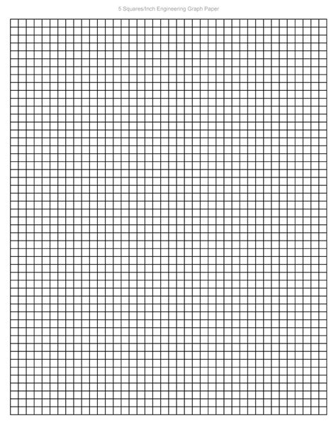 33 Free Printable Graph Paper Templates Word Pdf Free Template Downloads Engineering Paper Template