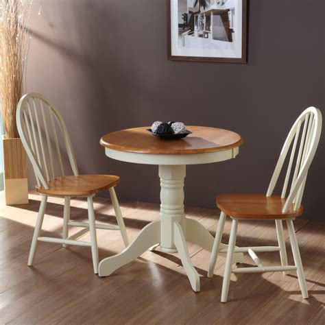 kinver 76cm dining table and 2 chairs ebay
