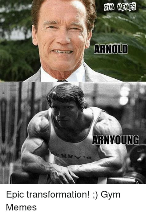 Arnold Gym Memes - 25 best memes about gym gym memes