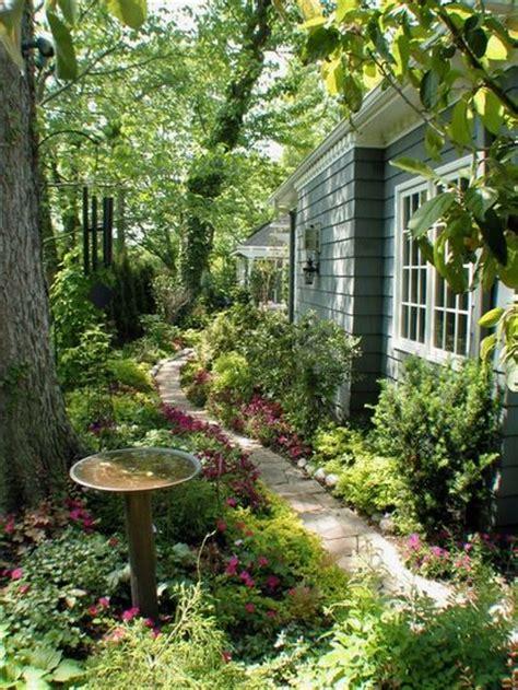 Side Yard Landscaping Ideas Side Yard Landscaping Ideas The Secret Garden Pinterest