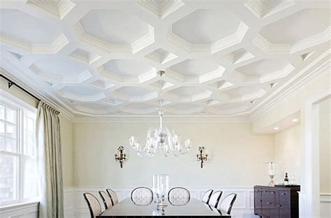 Wall Ceiling Design Trend Spotlight The Honeycomb Pattern