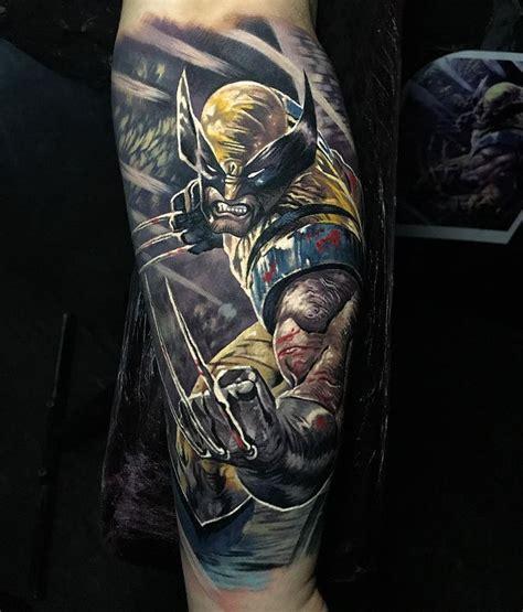 batman wolverine tattoo 9 best batman tats images on pinterest batman tattoo