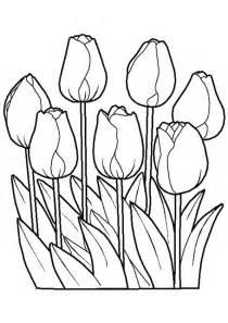 kleurplaat bloemen 5596 kleurplaten