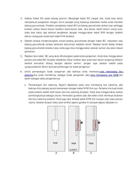 pemasangan instalasi listrik pemasangan instalasi listrik