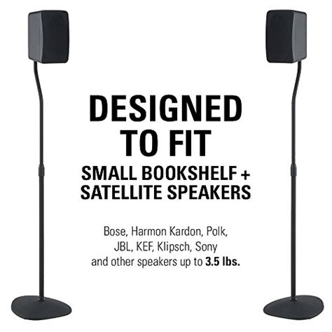 Bose Bookshelf Speaker Stands 28 Bargain Net Ezybuy Usa Home Garden Sanus Adjustable