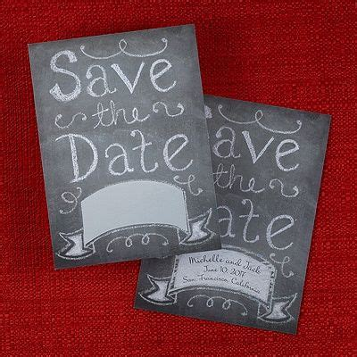 Upcoming Wedding Announcement by 10 Best Images About Chalkboard Wedding Invitations On