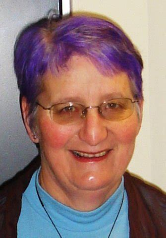 images of streaked hair for older women purple is the new grey ruth s reflections