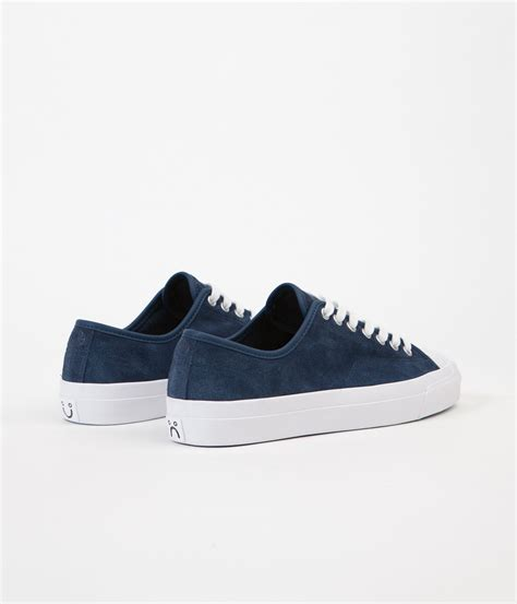 converse x polar purcell jp pro ox shoes navy