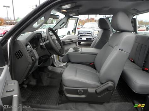 car manuals free online 2011 ford f250 interior lighting steel gray interior 2011 ford f250 super duty xl supercab chassis photo 40632458 gtcarlot com