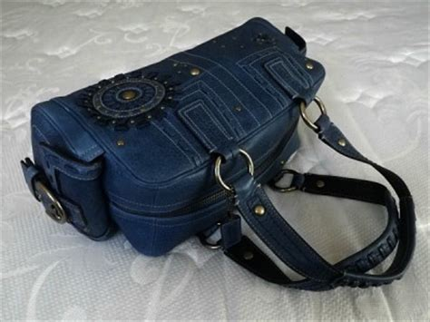 Limited Edition Tas Import Fashion Tote Bag Fku1961fs Paling Mur coach limited edition indigo studded lace leather tote bag purse satchel ebay