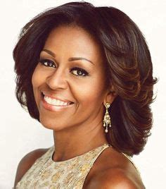ms obama hair michelle obama on pinterest first ladies white houses