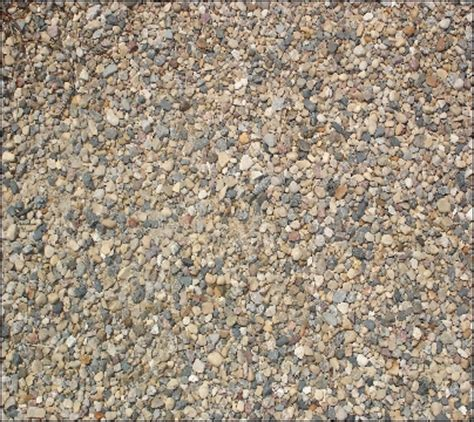 Ton Of Pea Gravel Cost Landscape Supplies Yankee Hill Landscaping