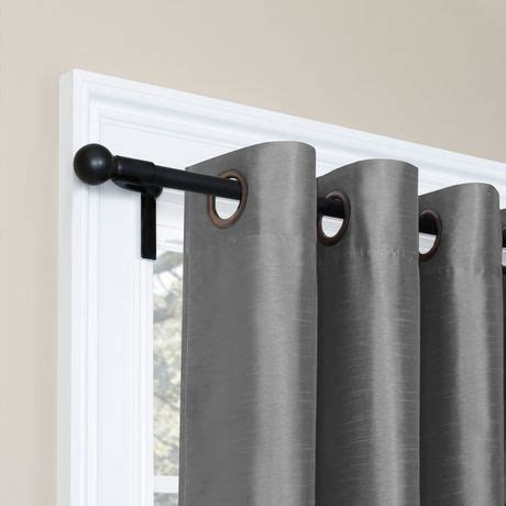 decorative tension curtain rods incredible decorative dual tension rod requires no