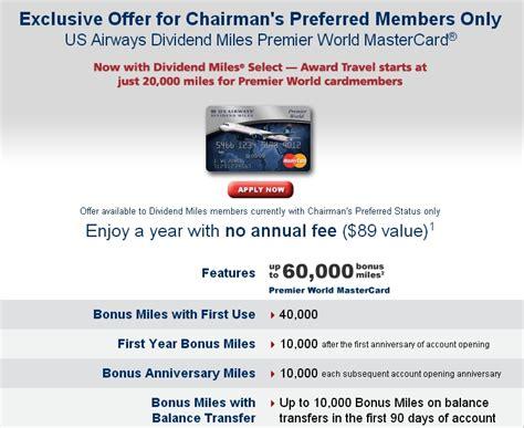 Redeem Us Airways Miles For Gift Cards - us airways dividend miles business card login