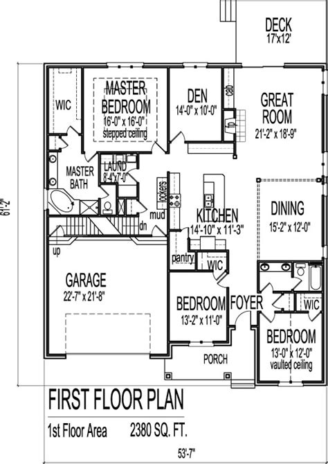 3 bedroom floor plans with basement unique 3 bedroom house plans with basement 9 2500 sf