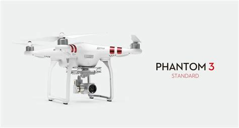 Drone Dji Phantom 3 Standard dji phantom 3 standard drone has plenty of features for beginners slashgear