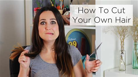 how to cut my own hair in a short shag how to cut your own hair rosalilium