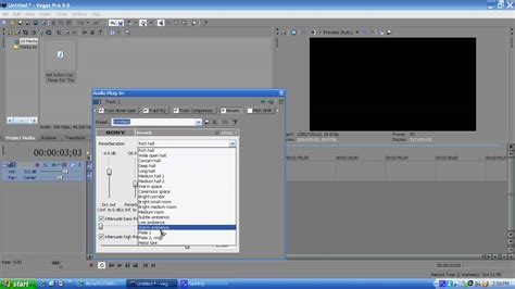 sony vegas pro basic tutorial sony vegas pro tutorial awsome audio effects youtube