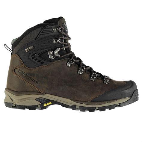 Karrimor Tracking Leather Suede karrimor mens cheetah vibram ankle boots outdoor walking trekking hiking ebay