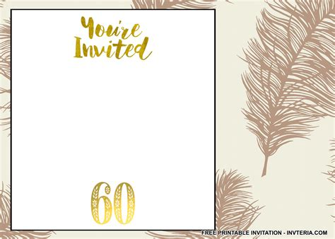 60th birthday invites free template 008 60th birthday invites templates template ulyssesroom