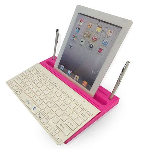 Bookbank Organizer For Tablet Pink 17 best images about writing gifts for writers on typewriters kate spade and novels