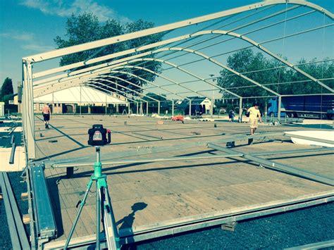 tent building tent building services bouwt samen met nima rent te veurne