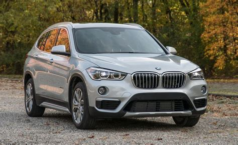 New Bmw X1 2018 by 2018 Bmw X1 Engine And Transmission Review Car And Driver