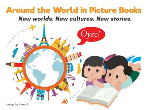 Misteri Pasar Terapung Litara Around The World In Picture Books January Giveaway From