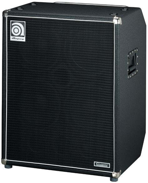 low down sound bass cabinets ampeg svt 410hlf 500w 4x10 ported bass speaker cabinet