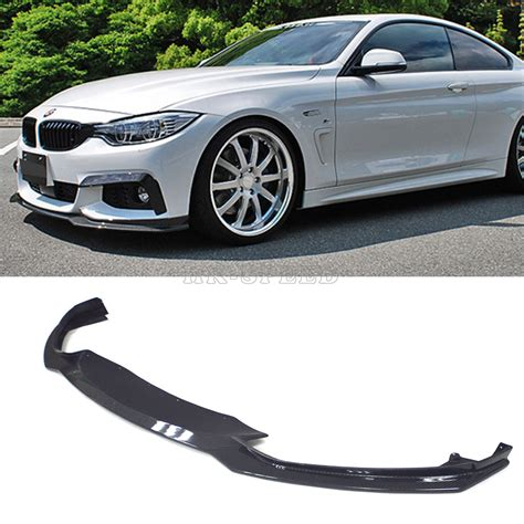 Auto Lips by 4 Series F32 Cc Styling Carbon Fiber Car Front Lip Auto