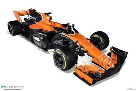 Mclaren Mcl32 2017 Formula One Car Pictures F1 Fanatic