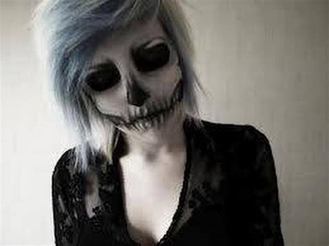 imagenes halloween emo this is halloween version emo scene modeling youtube