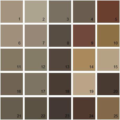 best 25 benjamin moore brown ideas on pinterest brown