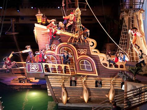 pirate voyage christmas show