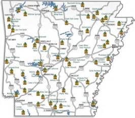 Arkansas State Parks Map map of arkansas arkansas state park map arkansas state