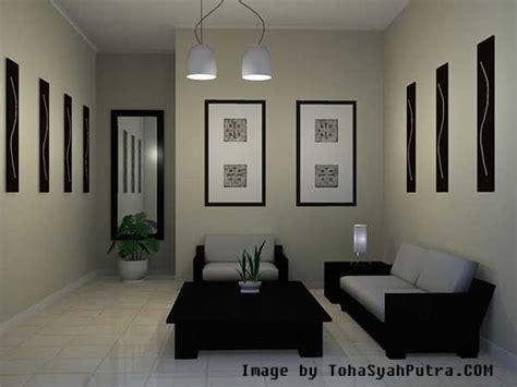 warna cat interior rumah minimalis ruang tamu rumah