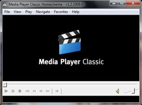 media player classic home cinema images