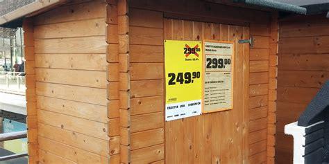 prezzi casette da giardino in legno prezzi casetta da giardino