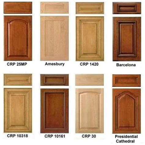 kitchen cabinet door types 10 kitchen cabinet door styles for your dream kitchen