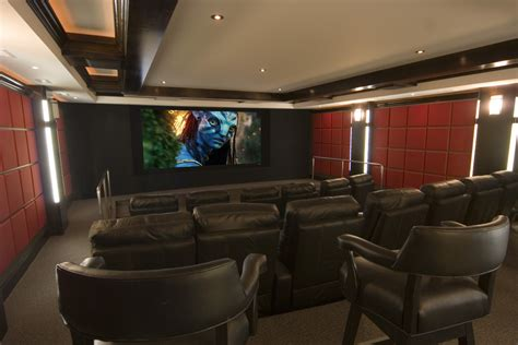 terrific home theater wall decorating ideas images in