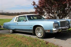 1974 chrysler new yorker brougham 1977 chrysler new yorker brougham for sale photos