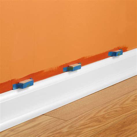 Bathroom Accent Wall Ideas by Decorative Custom Baseboard
