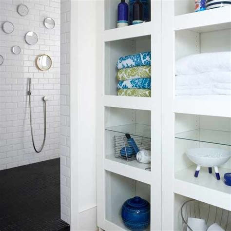 Bathroom Built In Storage Built In Bathroom Storage Bathrooms Image Housetohome Co Uk