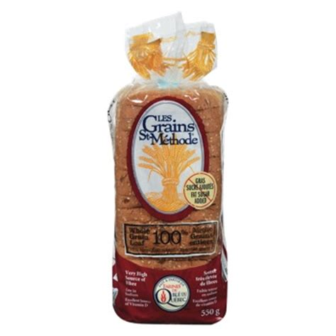 whole grains st 100 whole grain with sprout no and no sugar added bread