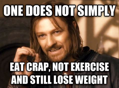 Funny Weight Loss Memes - dose of glamour