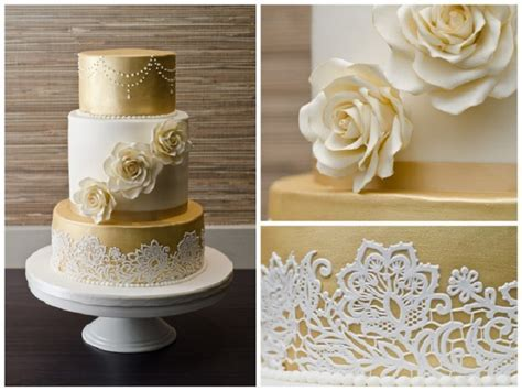 Wedding Cake With Raspberry Padding And Buttercream