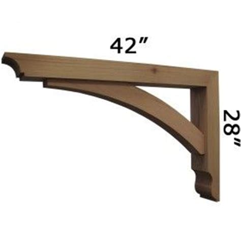 Wood Arbor Brackets Front Door Overhang And Garage Trellis Front Porch Posts
